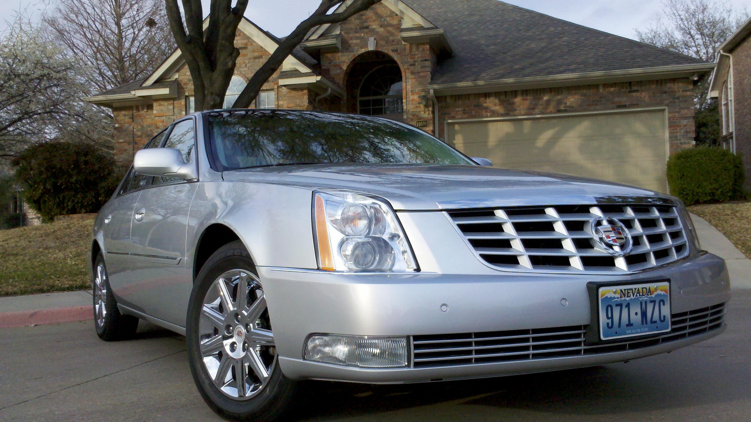 DTS The Last Cadillac