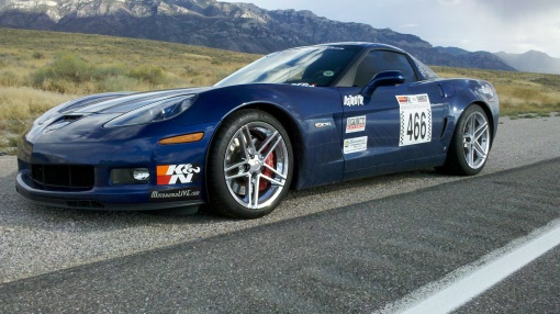 Team Hall & Nass Corvette Z06